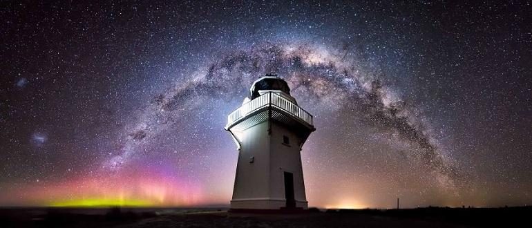 Зимовать в Новой Зеландии и фотографировать ночное небо
