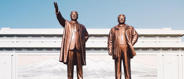 Фотограф-фрилансер побывал в Северной Корее