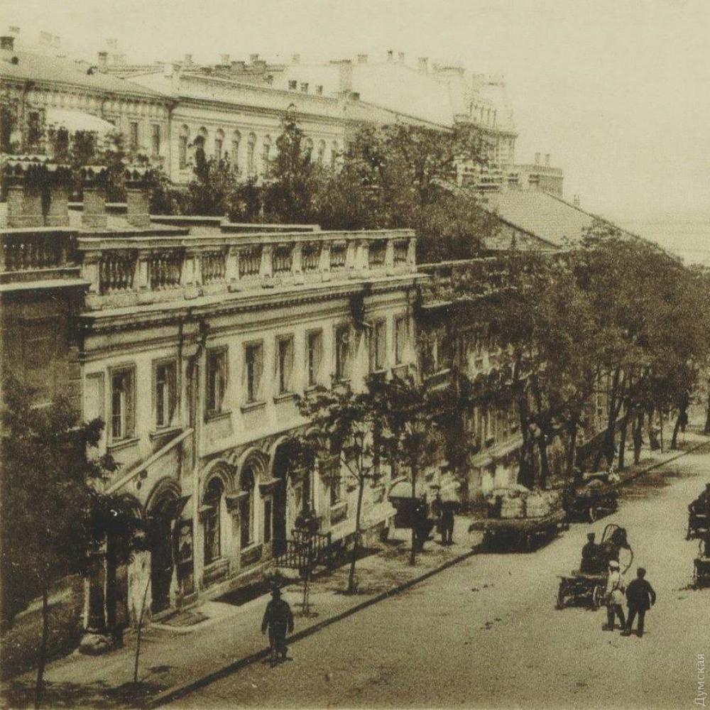 Дом Чижевича до Революции