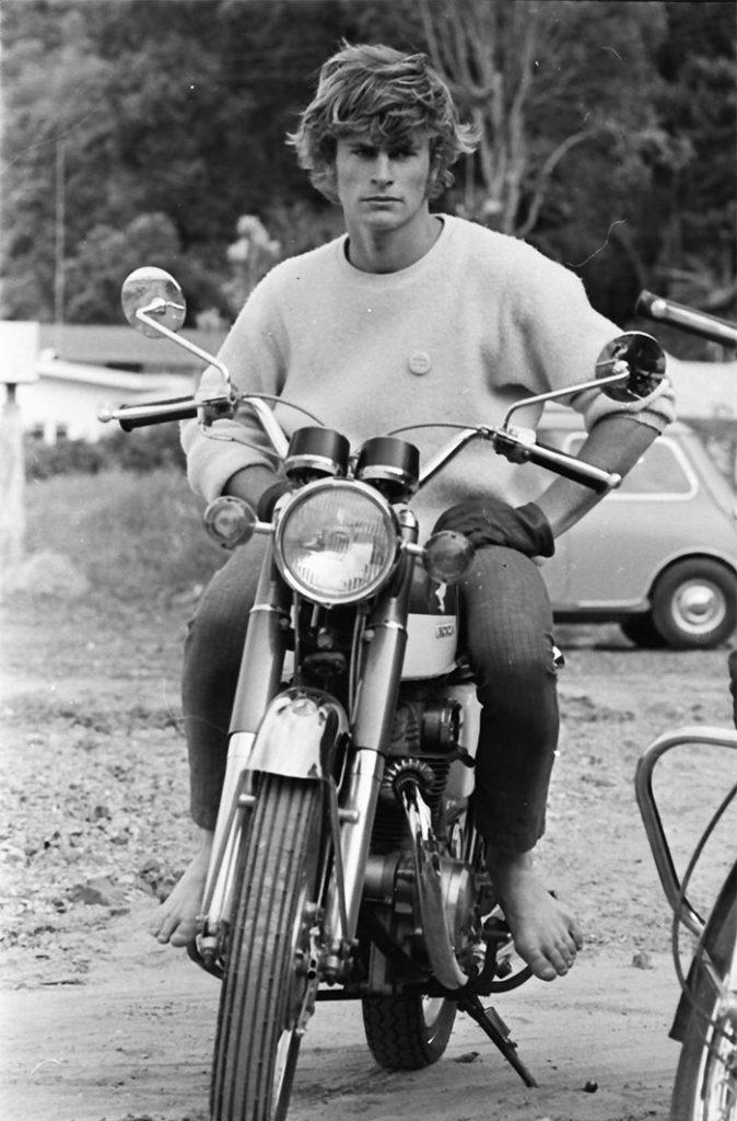 Конец 60-х, мой папа