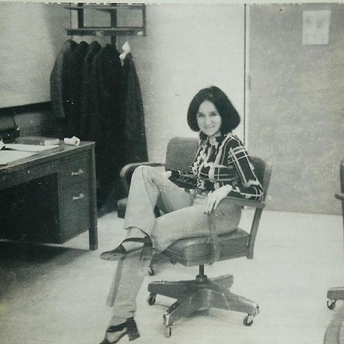 Моя мама работает в NASA, 1974