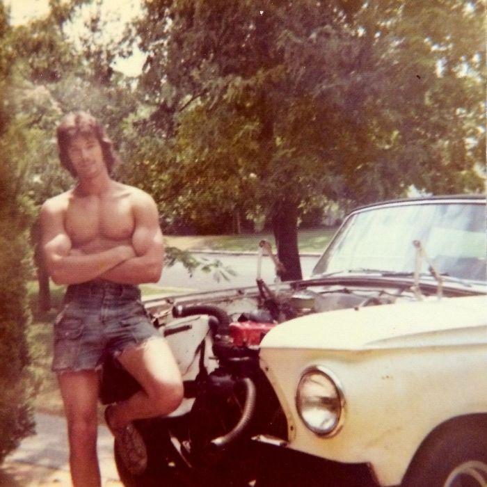 Мой отец в 19 лет (1973)