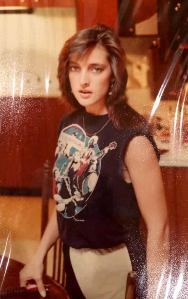 Моя мама в 18, 1982