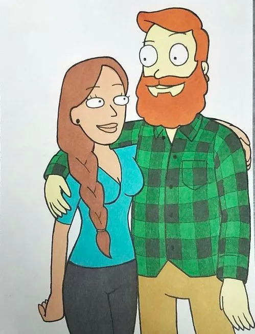 По мотивам Рик и Морти (Rick and Morty)