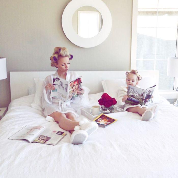 30+ креативных семейных фотографий