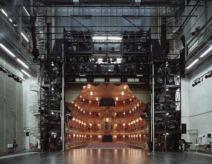 №6 Взгляд на театр из закулисья.