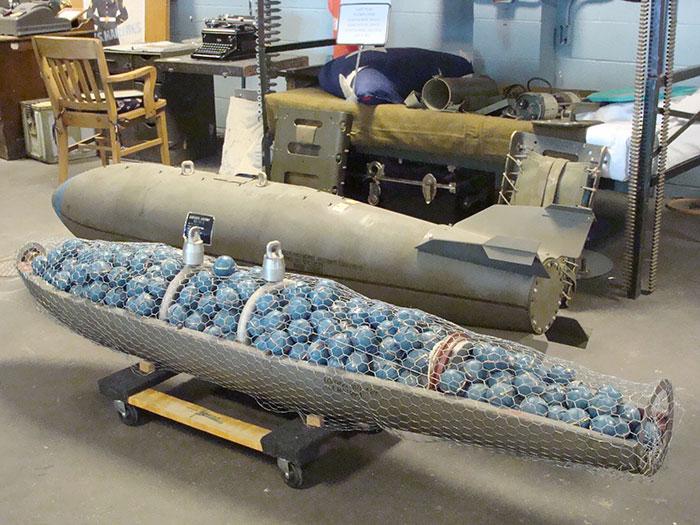№46 Внутри бомбы.