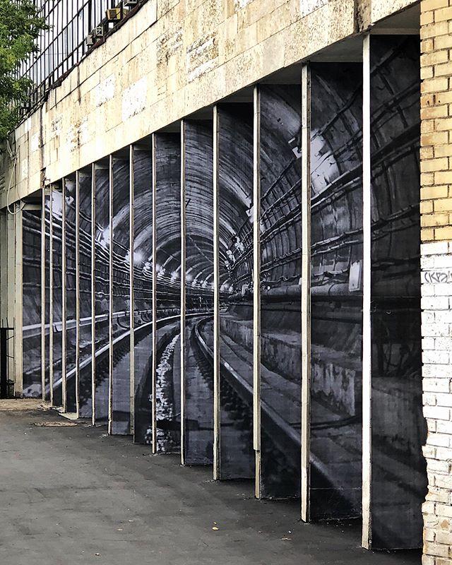 Невероятный московский стрит-арт