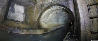 Невероятные фото одесской канализации