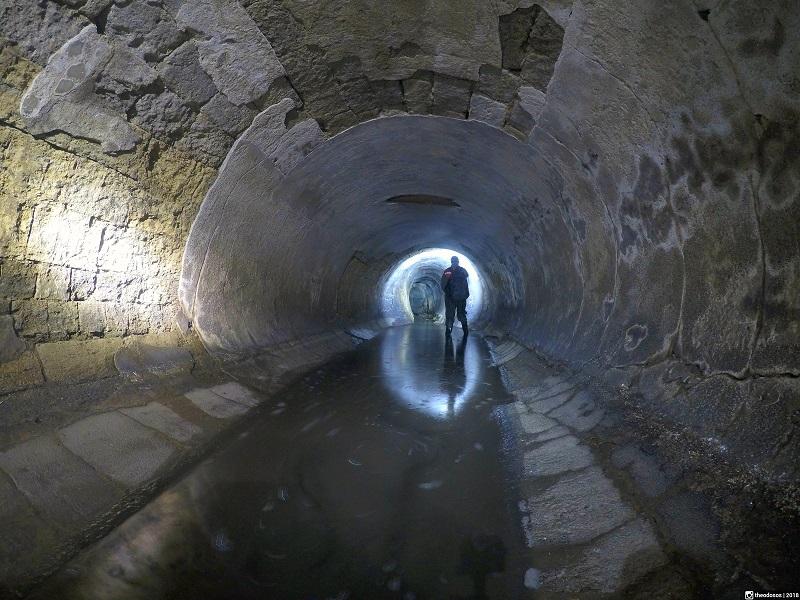 Одесская канализация: невероятные фото