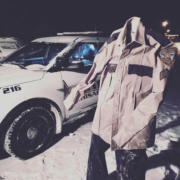 №21 Офицер полиции в Миннесоте